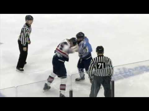 Dennis Sicard vs. Nicholas Wright
