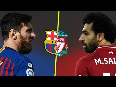 Messi VS Salah - Who Is The Best? - Magic Skills & Goals - 2019