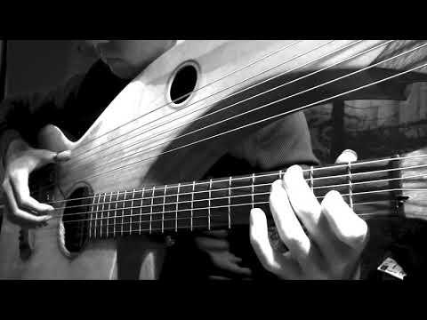 , title : 'Yesterday - Beatles - Harp Guitar Cover - Jamie Dupuis'