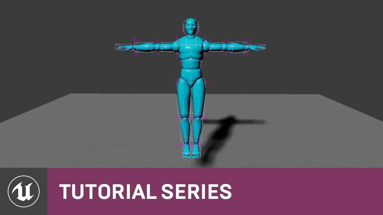 PhAT: Overview | 01 | v4.2 Tutorial Series | Unreal Engine