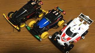レーサーミニ四駆に挑んだメーカー達 リターンズ