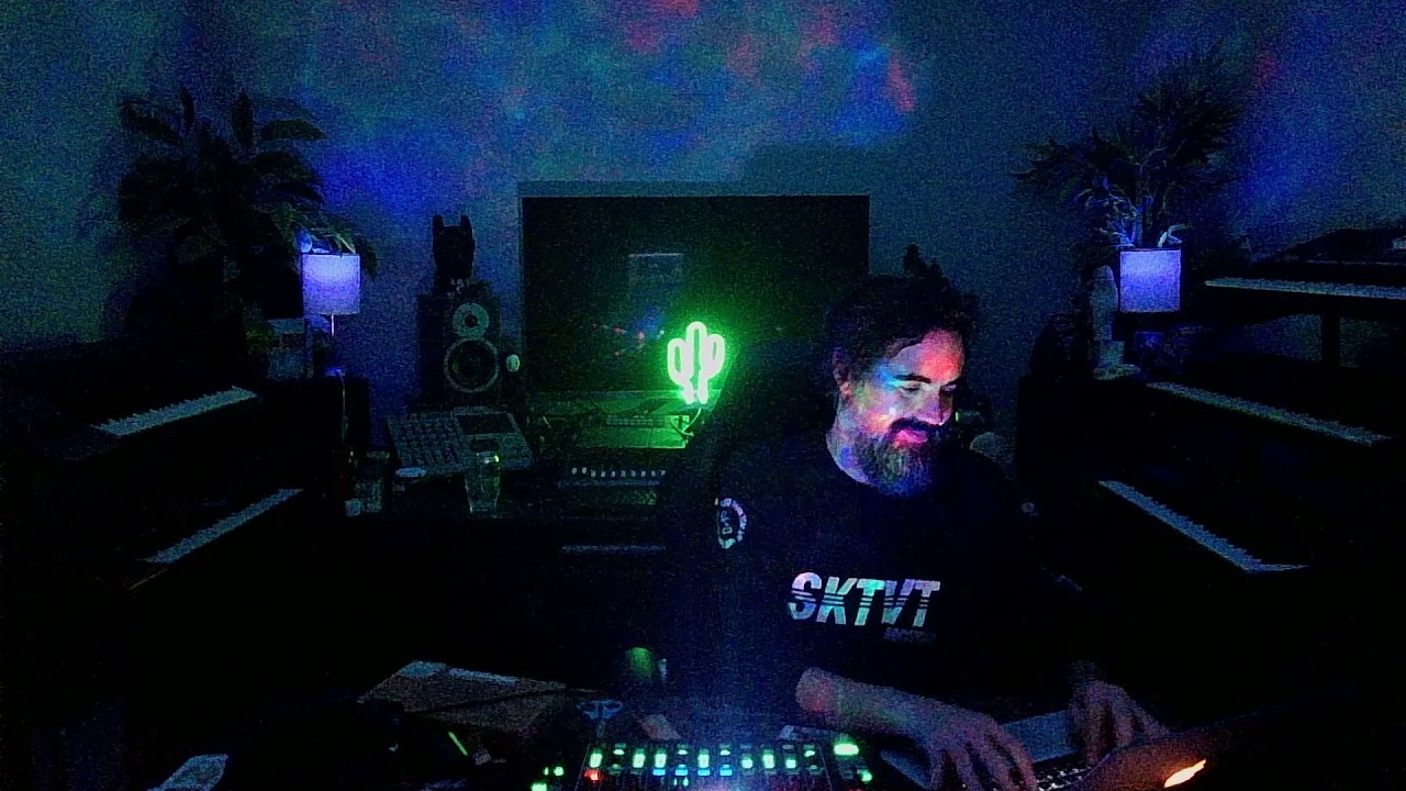 Henry Saiz - Live @ Home #27 2020 Slow Trance Extended