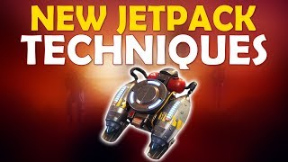 PERFECT AGGRESSIVE LOADOUT | NEW JETPACK TECHNIQUES | HIGH KILL FUNNY GAME- (Fortnite Battle Royale)