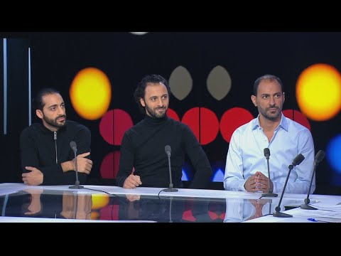 The Joubran Trio: 'We hope one day to be free of our identity'