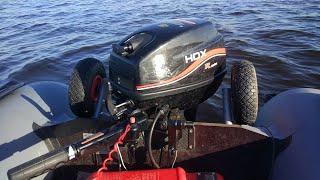 Моторы лодочные hdx описание