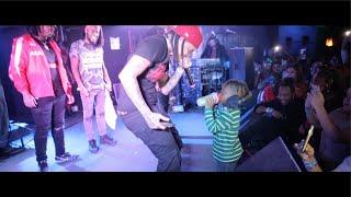 Young M.A Tour Lyfe (Part 1)