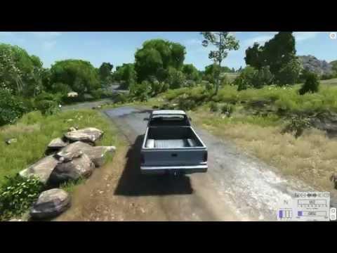 Gameplay de BeamNG Drive