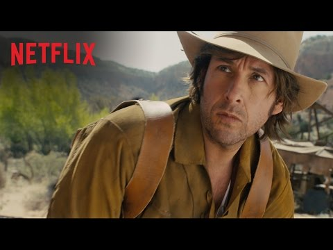 The Ridiculous 6 - Bande-annonce principale - Français - Netflix [HD]