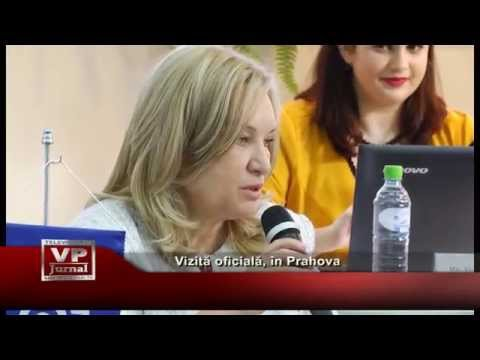 Vizita oficiala, in Prahova