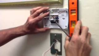 Installing Honeywell Humidistat