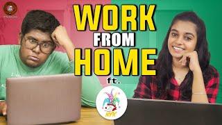 Work from Home ft NYK  ||  Nee Yaaruda Komali || #StayHome Create #Withme || Otta Kaalana