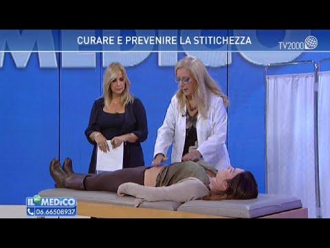 Massaggio secreto prostatico