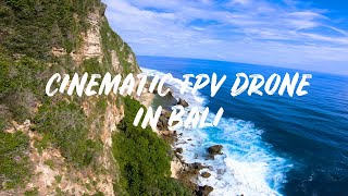 CINEMATIC FPV DRONE IN BALI PARADISE ISLAND | FPV CINEMATIC VIDEO