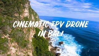CINEMATIC FPV DRONE IN BALI PARADISE ISLAND | FPV CINEMATIC VIDEO