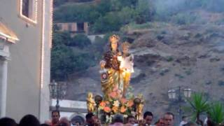 preview picture of video 'Itala festa Madonna della Lettera'