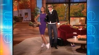 Memorable Moment: Victoria Beckham Swaps Shoes - Video Youtube