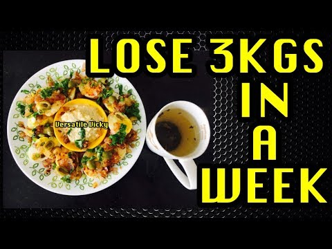 Video Healthy High Protein Breakfast | Lose 3 Kgs in a Week | Egg Recipe For Weight Loss & Bodybuilding