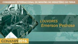 CONAMPE 2016: Emerson Pedrosa