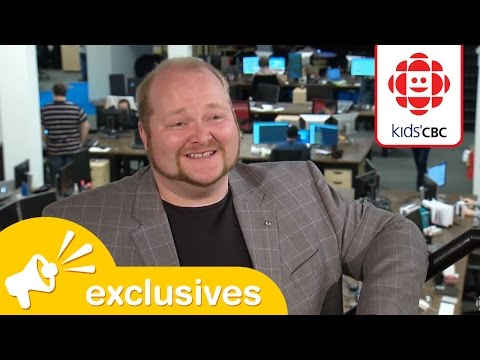 My Job Is Awesome! - Video Game Creative Director - Kids' CBC 2