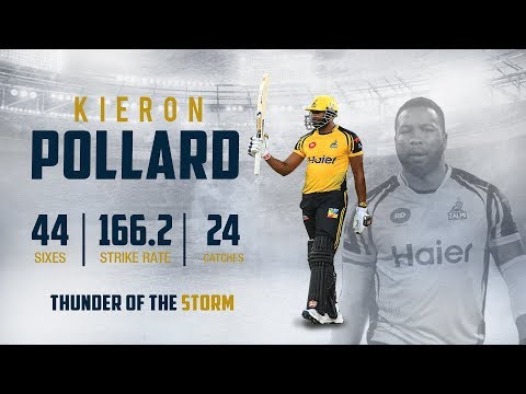 Kieron Pollard | Retained Player for PSL 5