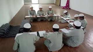 Qori yu murattab  ko'r lekin qalbi musafo