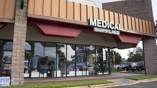 Orlando Medical Supply Store