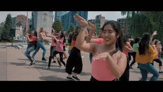 Pakkiri | Dhanush | Calgary, Canada Flashmob | Maaya Bazaaru Mania in North America
