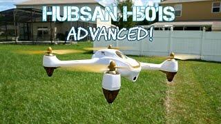 Hubsan H501S Advanced [$287] - Follow Me - GPS - 5.8GHZ FPV - 1080P -