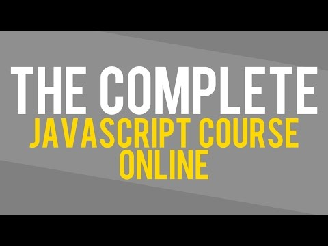 JavaScript Basics – The Complete JavaScript Course For Beginners