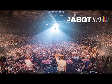Above & Beyond Live At Madison Square Garden (Full HD Set) #ABGT100 New York - Above & Beyond