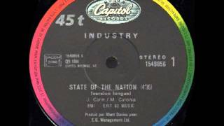 Industry - State Of The Nation (Extended Dance Version)