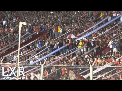 """""""Independiente 1   Newells 0  - Tenemos más copas, tenemos más gente"""" Barra: La Barra del Rojo • Club: Independiente • País: Argentina"""