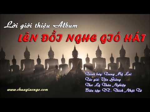 Lời giới thiệu album Lên đồi nghe gió hát