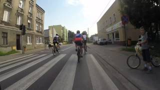 preview picture of video 'Poznan Bike Challenge 2014'