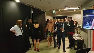Conor McGregor uses homophobic slur at UFC Gdansk