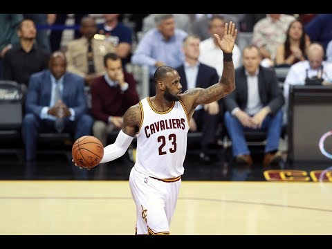 LeBron Becomes 1st To Average Triple-Double In Finals