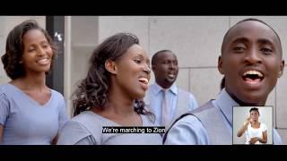 ARANKUNDA/MARCHING TO ZION, AMBASSADORS OF CHRIST CHOIR 2019