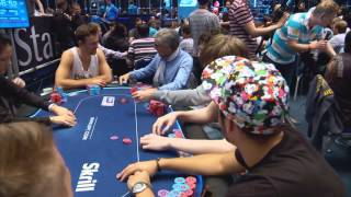 European Poker Tour 10 Grand Final - Main Event - Episode 2 | PokerStars
