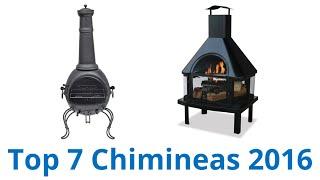 7 Best Chimineas 2016