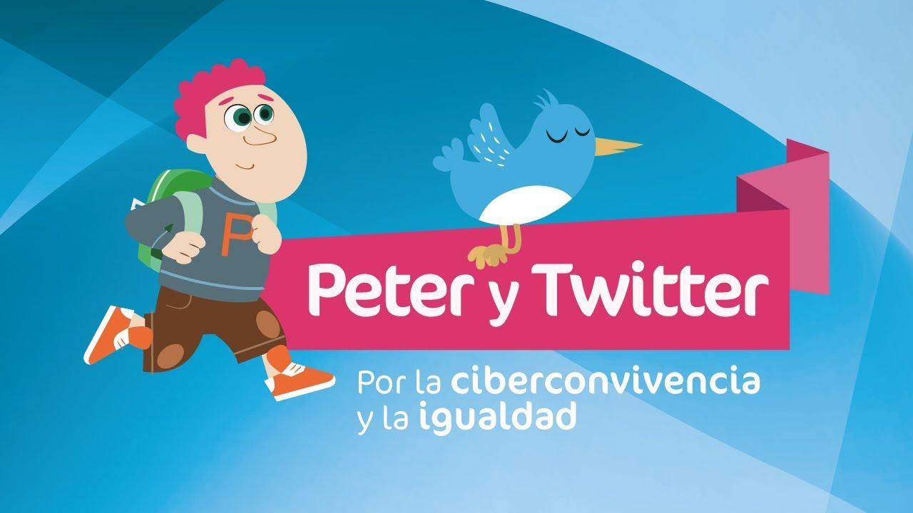 Las desventuras de Peter y Twitter - Tráiler presentación