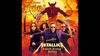 Metallica - Ronnie Rising Medley - This Is Your Life - Dio Tribute Cover