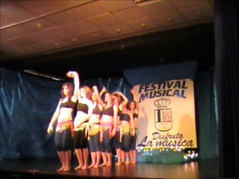 FESTIVAL MUSICAL EL CASAR - HECHICERA