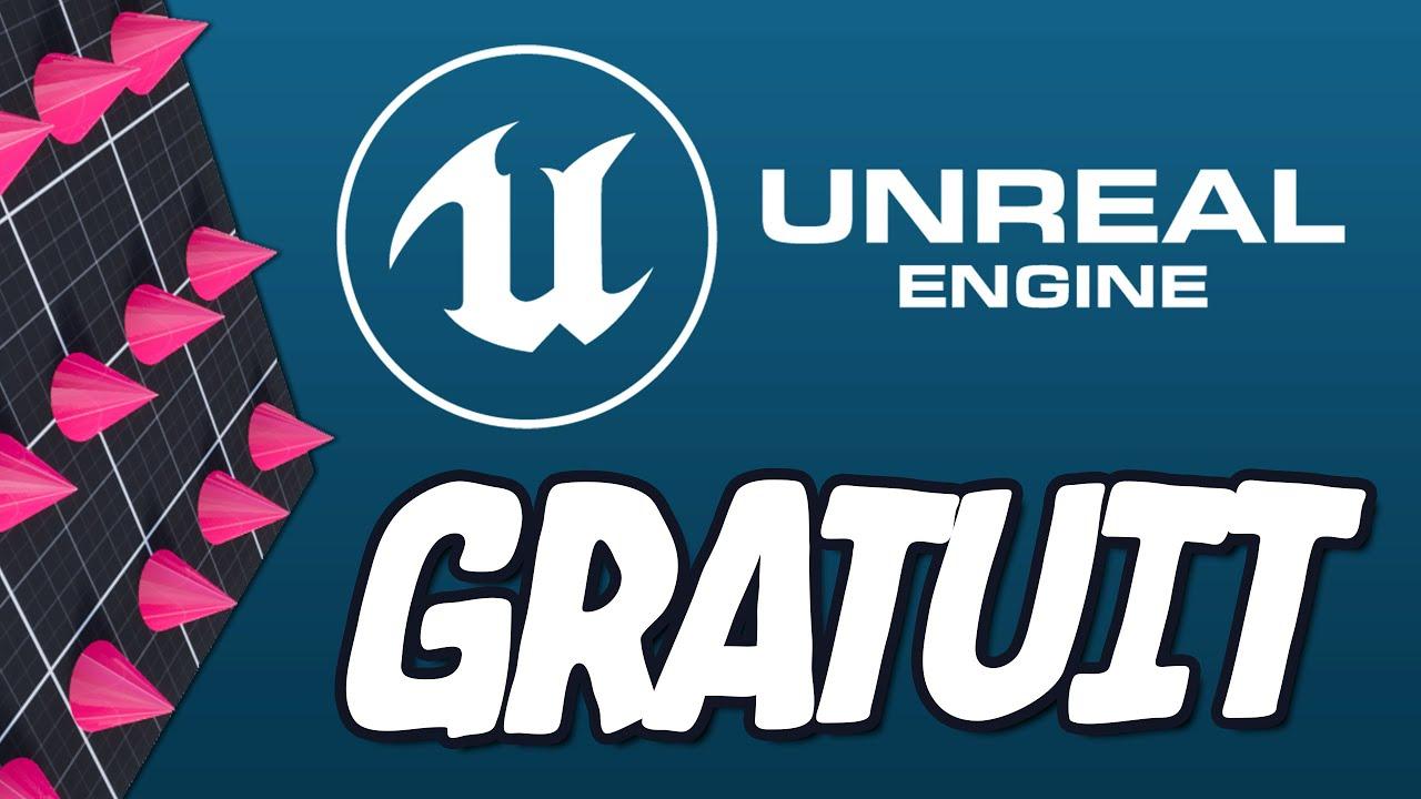 Template UE4 GRATUIT et concours de LEVEL DESIGN avec Unreal Engine