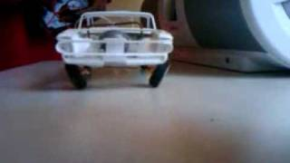 My 59 model car is a hot hopping modelcar homemade