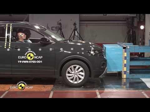 Cinque stelle Euro NCAP per la T-Cross