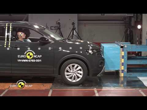 Euro NCAP Crash Test of Volkswagen T-Cross 2019