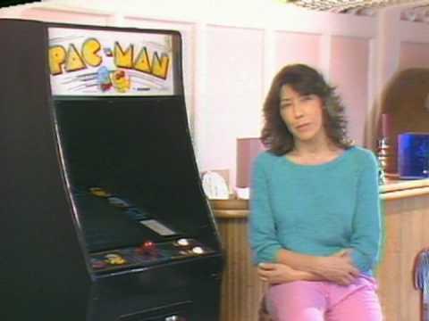 Lily Tomlin: Pac-Man Addict