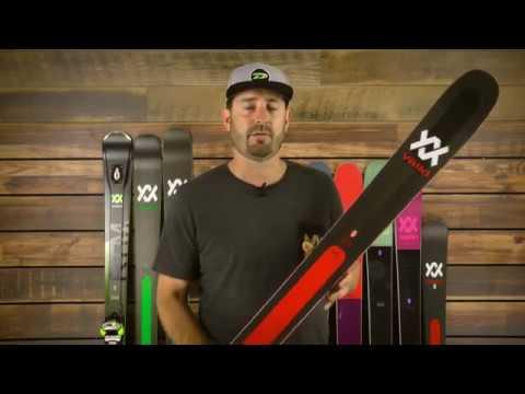 Volkl M5 Mantra Skis- Men's 2019 Review