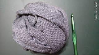 Утилитарное рукоделие. Как из ненужных вещей сделать трикотажный шнур.