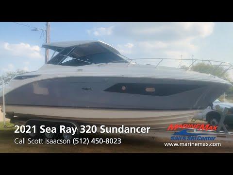 2021 Sea Ray                                                              Sundancer 320 Image Thumbnail #1